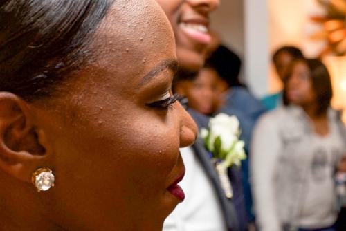 Portrait - Close up