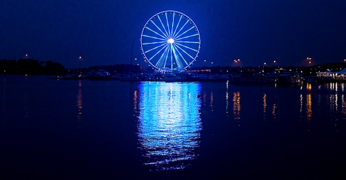 The Capital Wheel - National Harbor